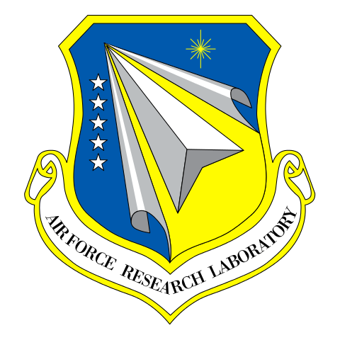 USAF Research Lab logo