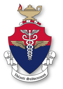 USAF School of Aerospace Medicine logo